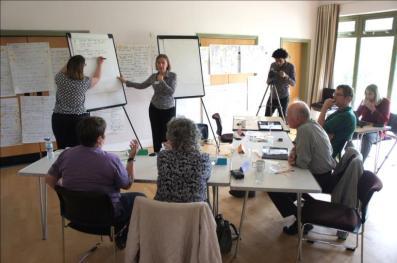 Figure 3: Prioritising Participants' Views: Group G Workshop III
